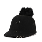 Wool Korean Winter Baseball Cap