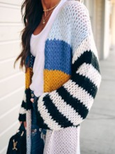 Thick Loose Women's Sweater