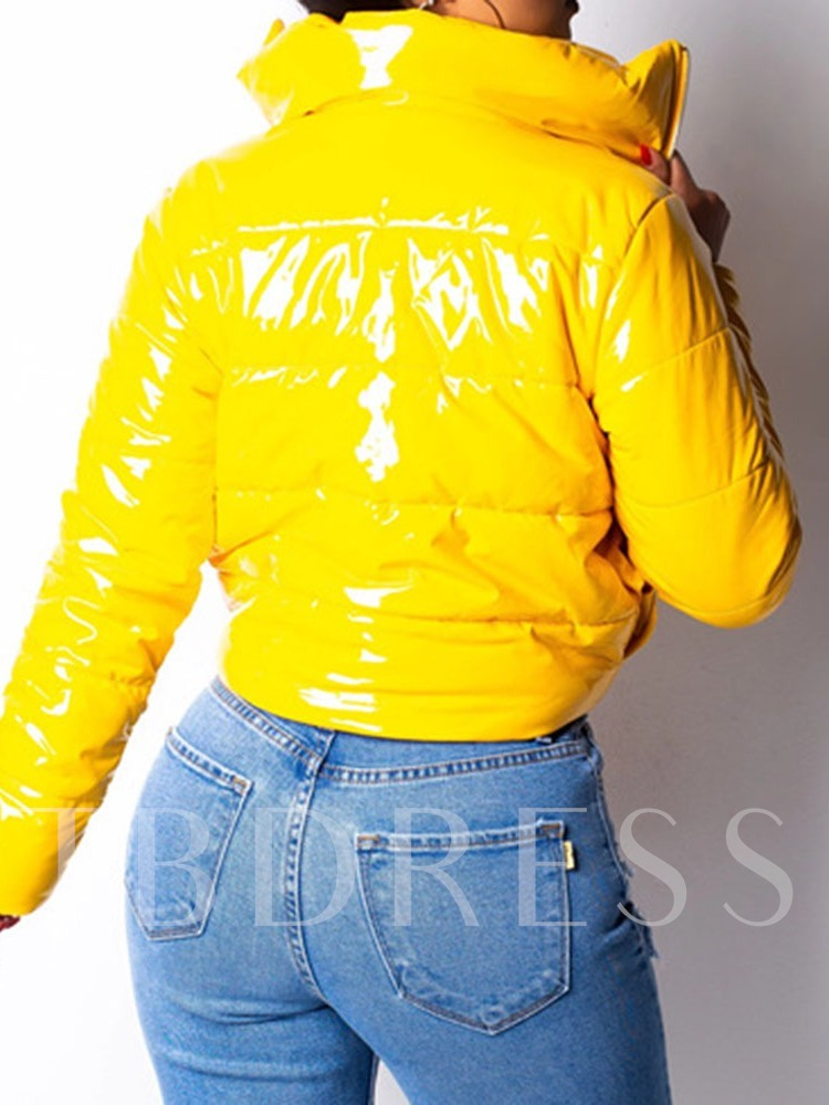 Slim Short Women's Cotton Padded Jacket