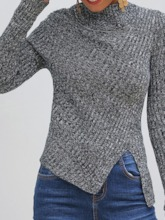 Regular Thin Slim Women's Sweater