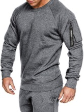 Camouflage Pullover Loose Men's Hoodies