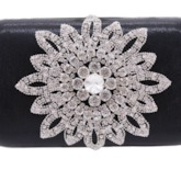 Rectangle Versatile PU Clutches & Evening Bags