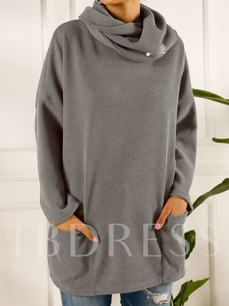 Long Sleeve Fashion Women's Sweater