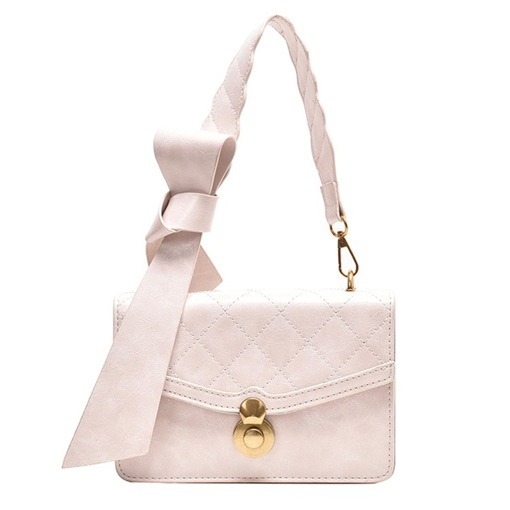 PU Thread Flap Sweet Crossbody Bags