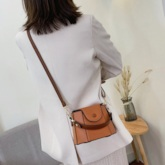 Thread Plain PU Trunk Tote Bags