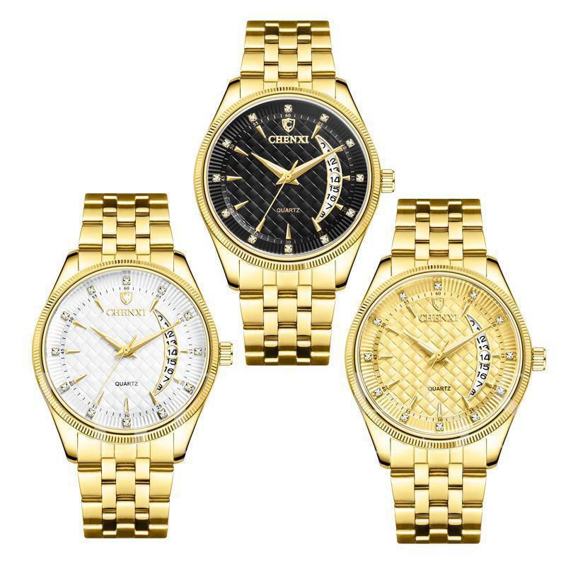 Luminous Hardlex Quartz Men's Watches