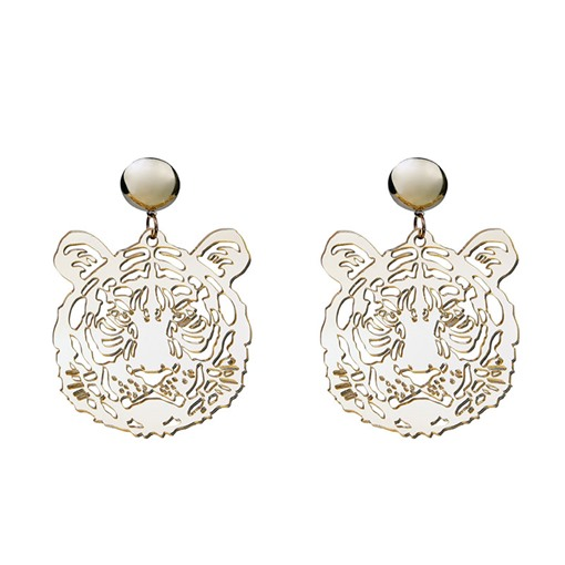 Acrylic European Animal Prom Earrings