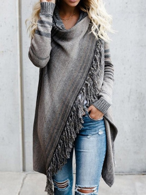 Thin Regular Mid-Length Loose Women's Sweater