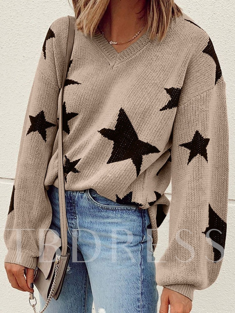 Thick Mid-Length Women's Sweater