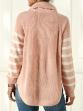 Regular Thin Fall Mid-Length Women's Sweater