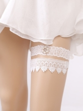 High Quality Floral Lace Bridal Garters