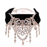 Diamante European Sexy Choker Necklace