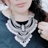 Geometric Vintage Hollow Out Jewelry Sets
