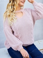 Regular Slim Women's Sweater
