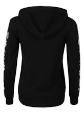 Regular Long Sleeve Color Block Women's Hoodie