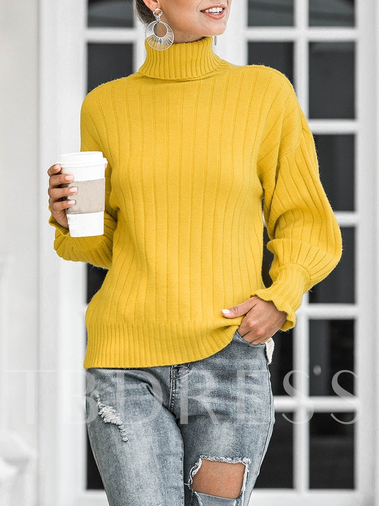 Thin Long Sleeve Women's Sweater