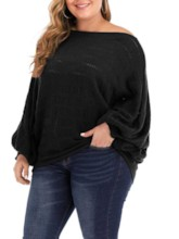Long Sleeve Women's Slim Sweater
