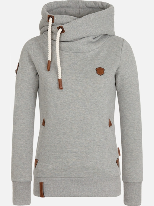 Regular Long Sleeve Women's Hoodie