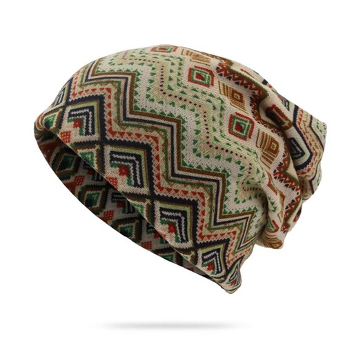 Geometric Skullies & Beanies Men's Hat