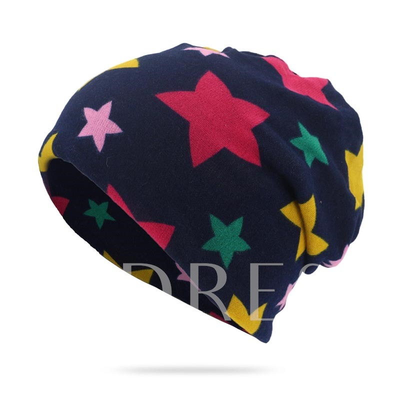 Polyester Fashion Skullies & Beanies Winter Hats for Men