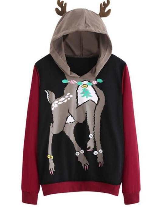 Animal Regular Women's Hoodie