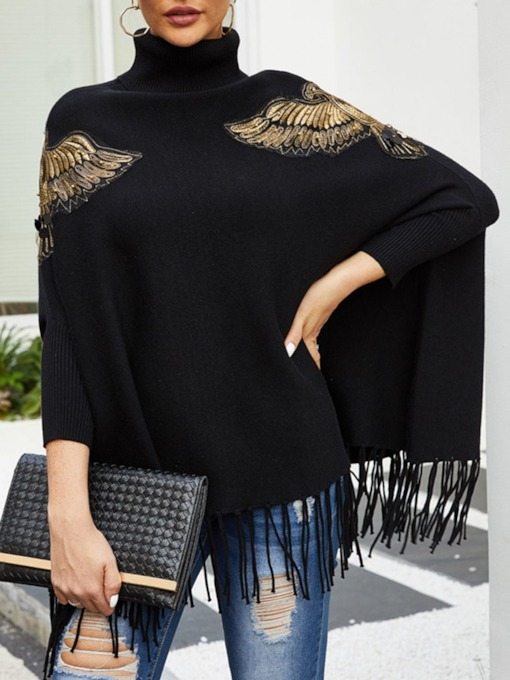 Tassel Loose Women's Sweater