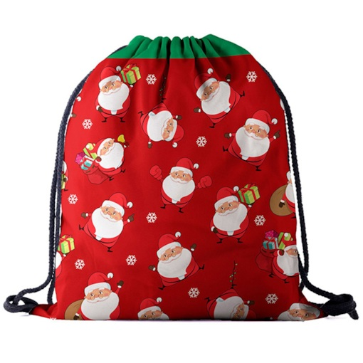 mochilas con estampado oxford
