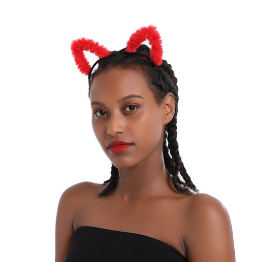 Christmas Kitty Birthday Hair Accessories