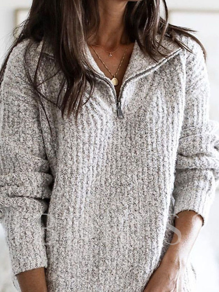 Regular Thin Loose Women's Sweater