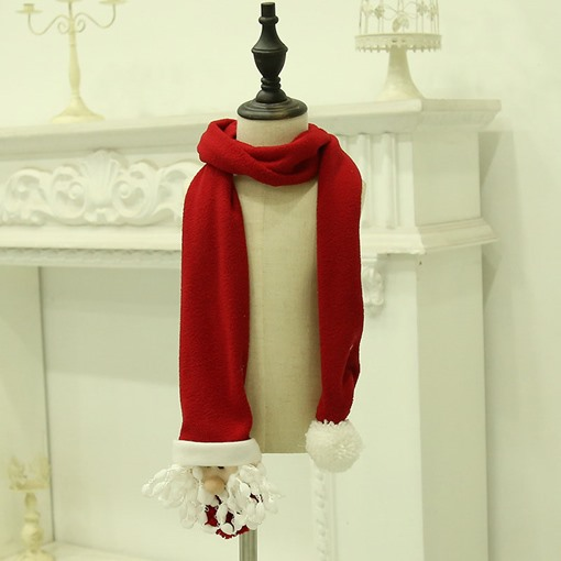 Christmas Scarf 3D Fashion Cartoon Scarves