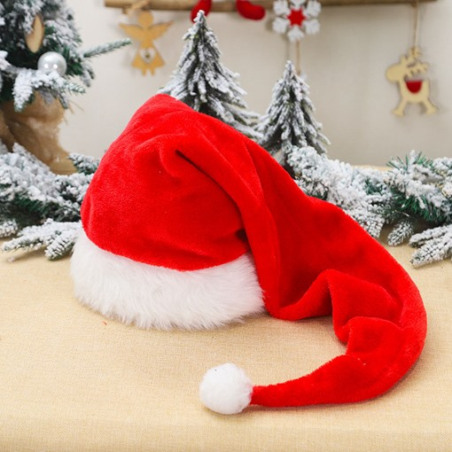 Polyester Huge Christmas Hat