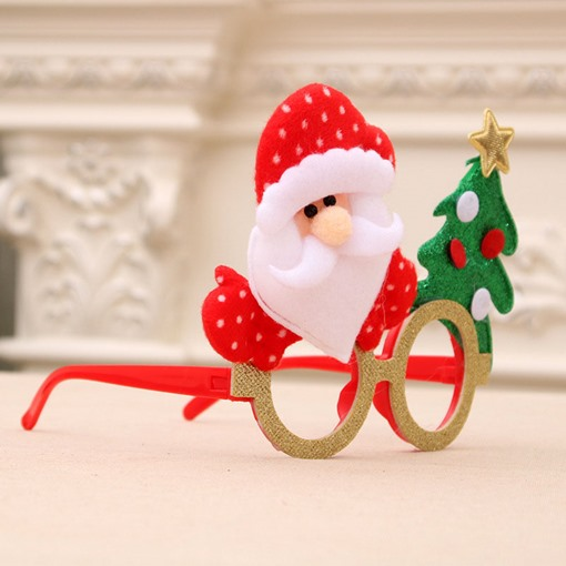 Christmas Decoration Glasses Creative Gifts
