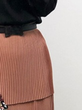 Cupcake Ankle-Length Casual Women's Skirt