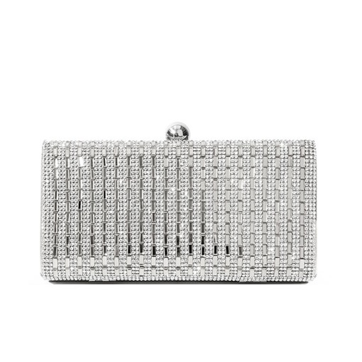 PU Rectangle Banquet Clutches & Evening Bags