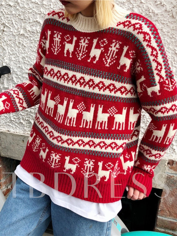 Standard Christmas Women's Sweater