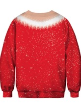 Ugly Christmas Sweaters 2019 Print Pullover Cartoon Thick European Men's Hoodies