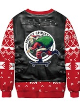 Thick Style Ugly Christmas Sweaters 2019 Patchwork Men's Hoodies