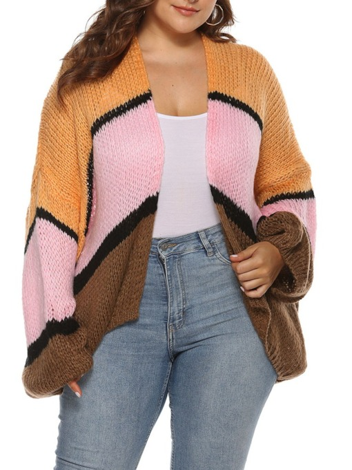 Plus Size Casual Women's Sweater