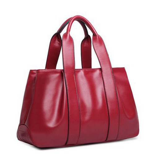 PU Soft Rectangle Women's Tote Bags