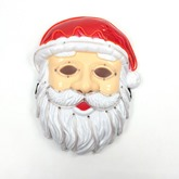 Christmas Santa Clause Plastic Masks