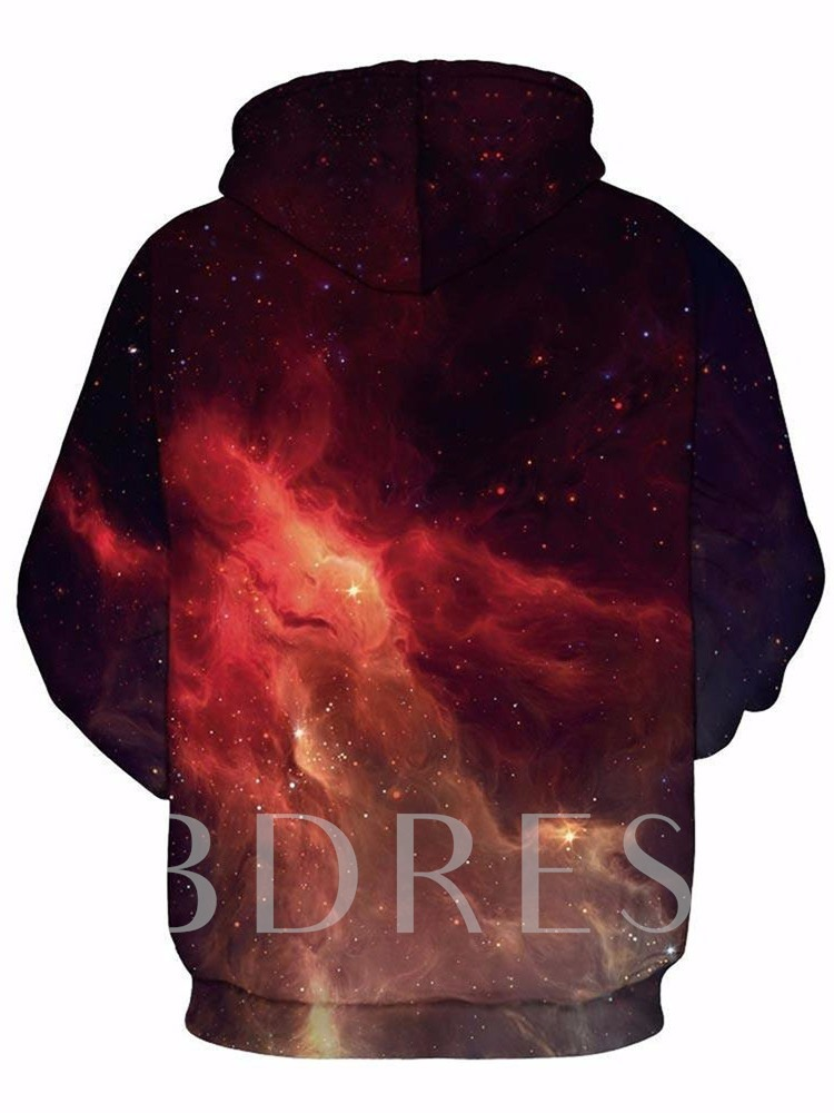 hoodies galaxy pocket hiver pour hommes
