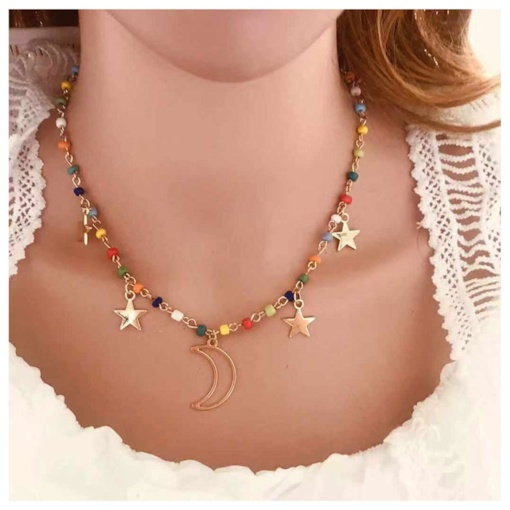 Sweet E-Plating Party Pendant Necklace