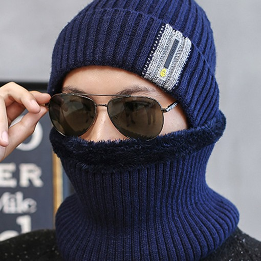 Fashion Winter Knitted Hat for Men