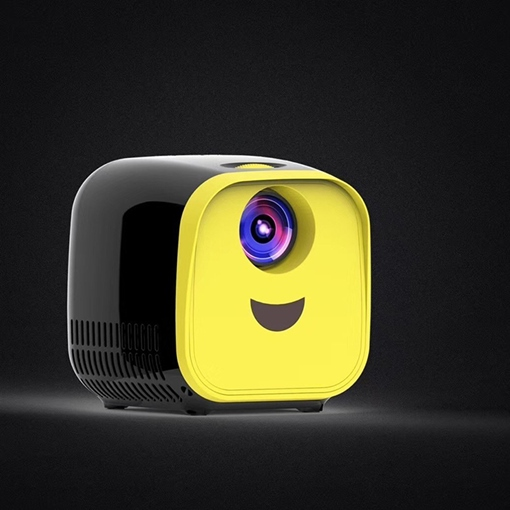 Portable Home Projector LED Children's Toy Gift Projector Mini Projector