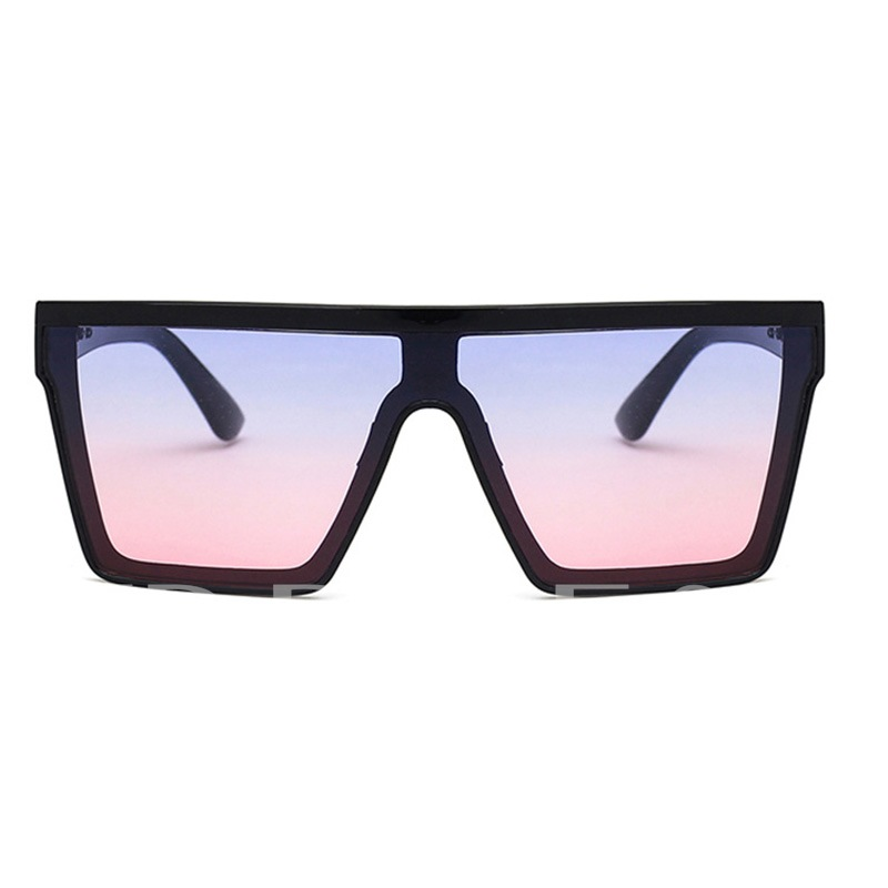 Resin Vintage Square Sunglasses
