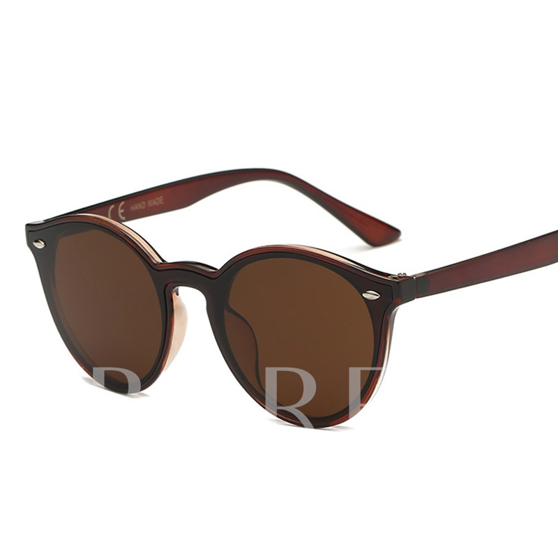 Cat Eye Poly Carbonate Chic Sunglasses