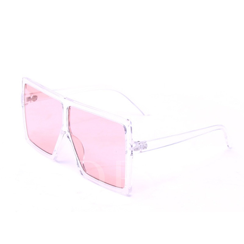 Resin Square Vintage Sunglasses