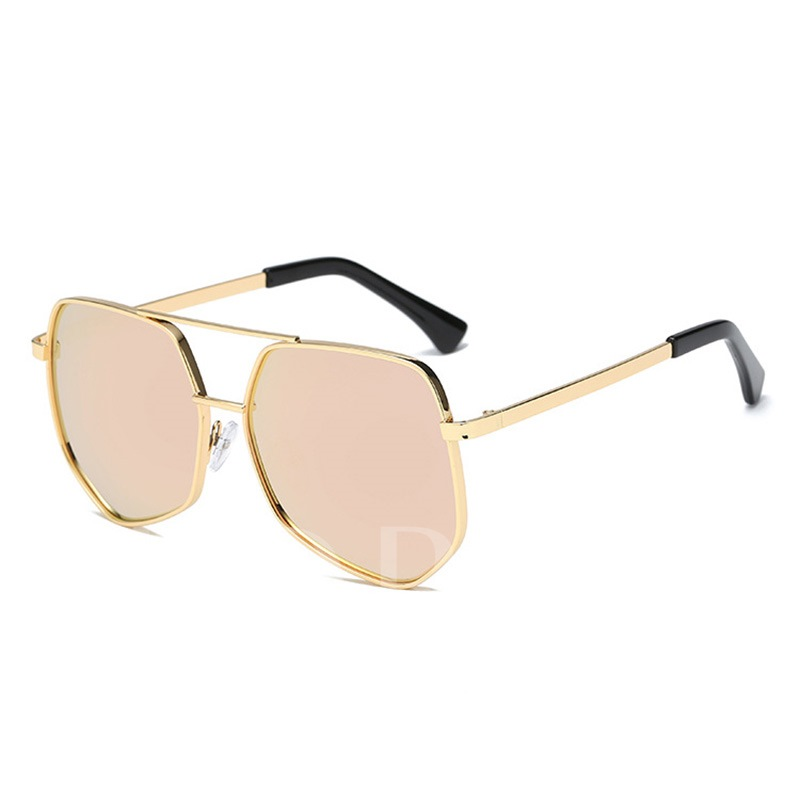Wrap Fashion Poly Carbonate Sunglasses