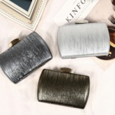 PU Versatile Rectangle Clutches & Evening Bags