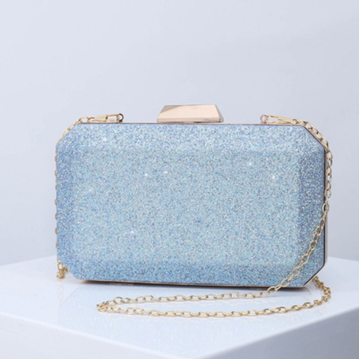 Sequins Banquet Rectangle Clutches & Evening Bags